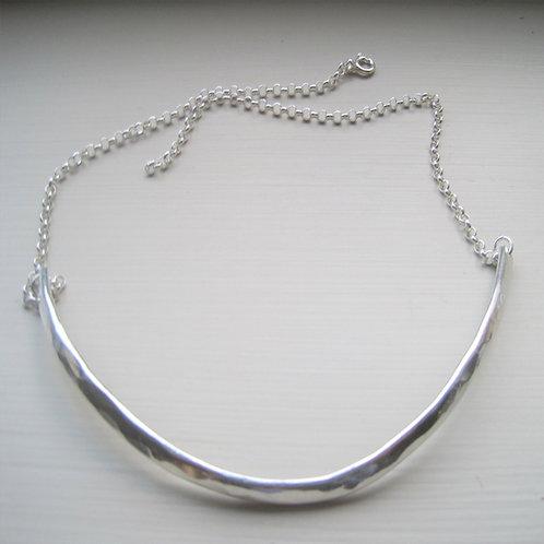 Half Torque Necklace