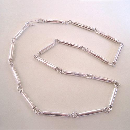 Log Link Necklace