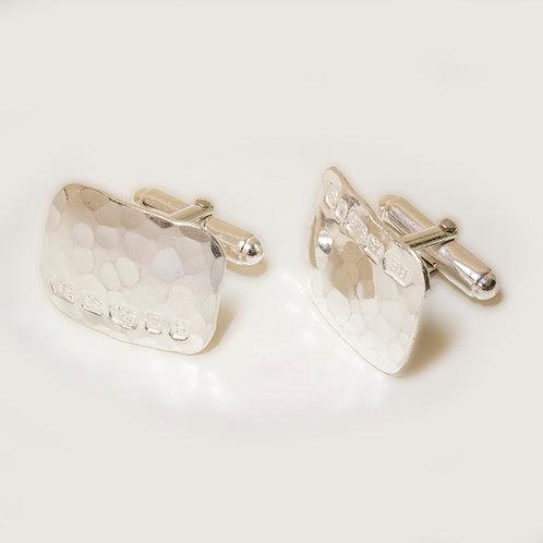 Oblong Cufflinks - Embellished