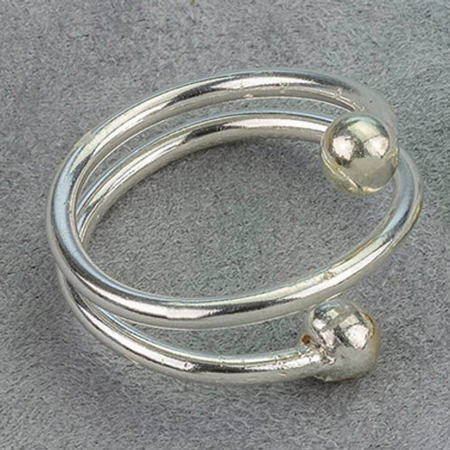 Double Spring Ring