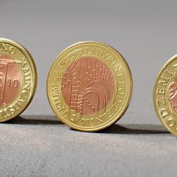 Mince bimetalové a barevné