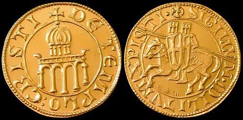 Templar Ducat Ducat Limited Edition 2011 fine gold replica coin