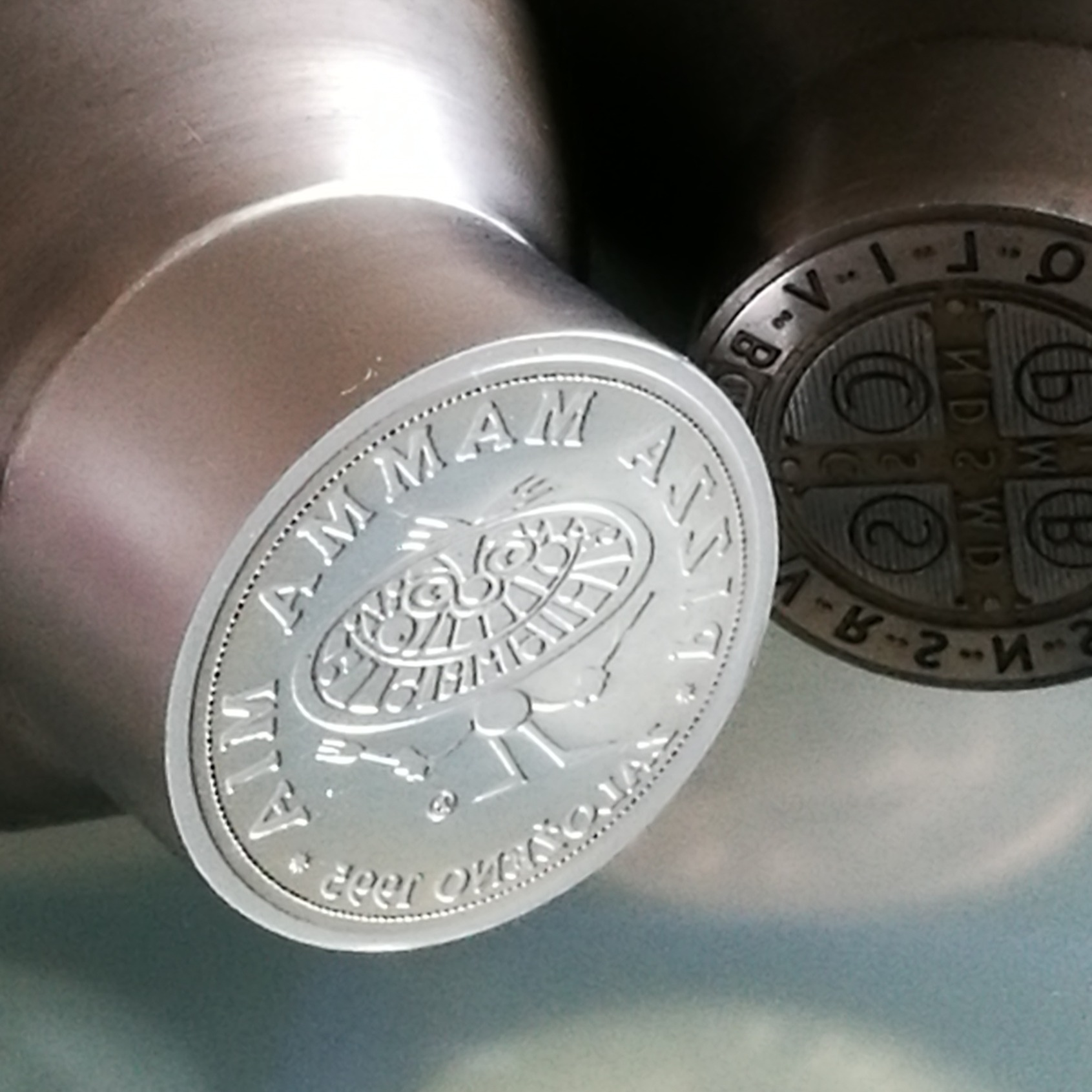 Raznice pro ražbu mincí