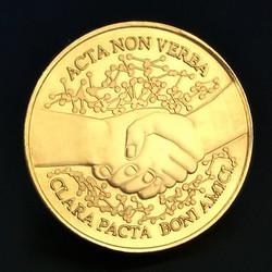 Mosazná mince