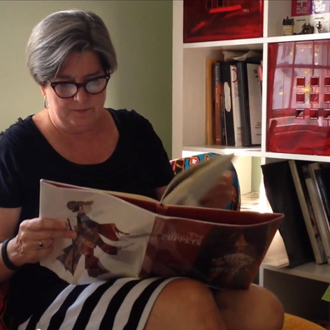 Holly Hynes, Ballet Costume Designer - Printed Research