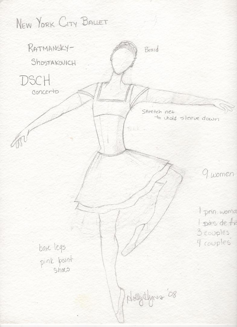 DSCH - New York City Ballet