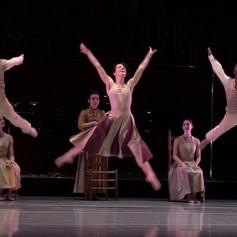 Nashville Ballet's Appalachian Spring (May 5-7, 2017)