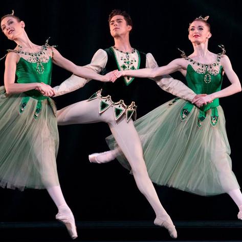 Jewels - Royal Opera House Ballet of London