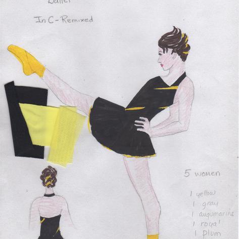 Pretty Peculiar Things (Sketch) - Barak Ballet