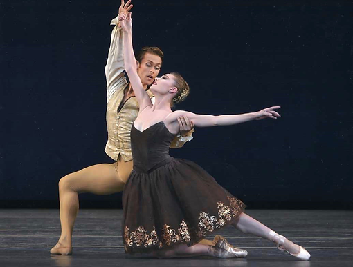Rococo Variations - New York City Ballet