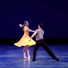 Christopher Wheeldon's Carousel (A Dance)