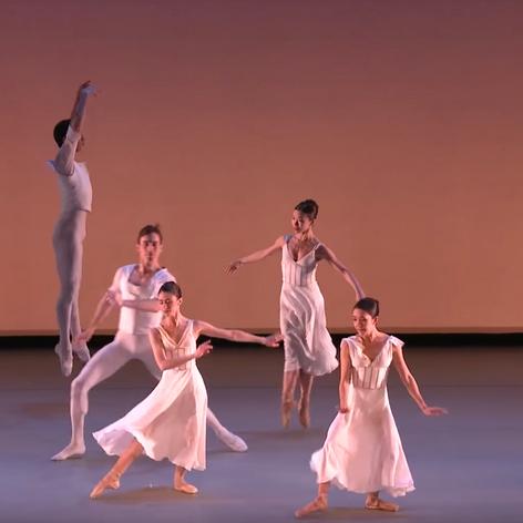 """Alexei Ratmansky's """"Seven Sonatas"""" Promo"""