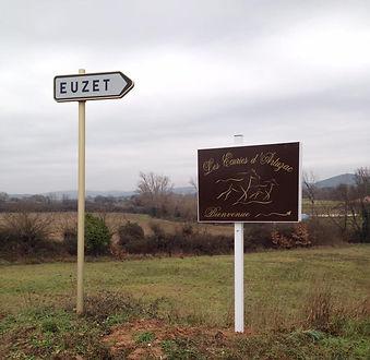 Les Écuries d'Artuzac pension cheval Gard Alès