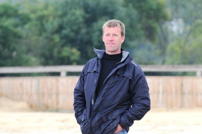 Alexis Desmettr, enseignant passionné des chevaux et de son métie