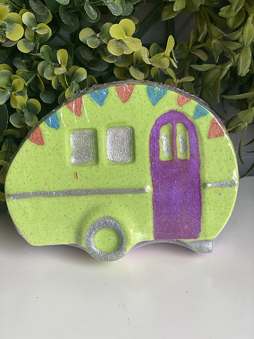 Deluxe Let's Go Camping Bath Bombs