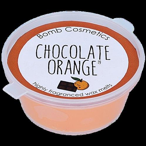 Chocolate Orange Mini Wax Melt