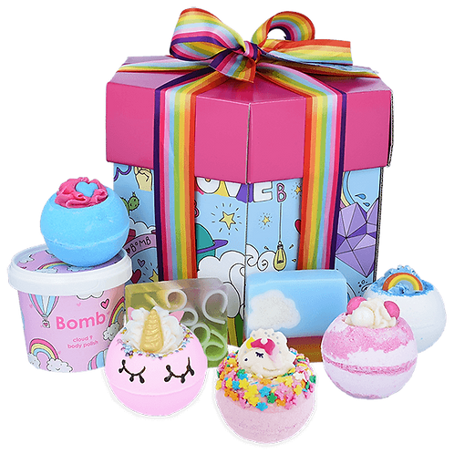 Unicorn Universe Hexagonal Gift Box