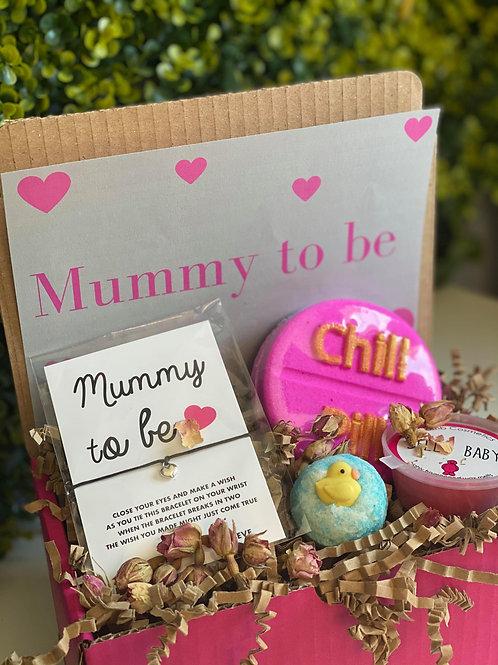 Mummy-to-be Gift Set