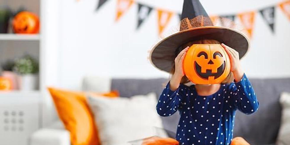 'Little Miss Halloween Queen' Pamper Package