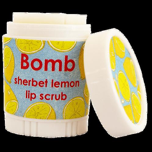 Sherbet Lemon Lip Scrub