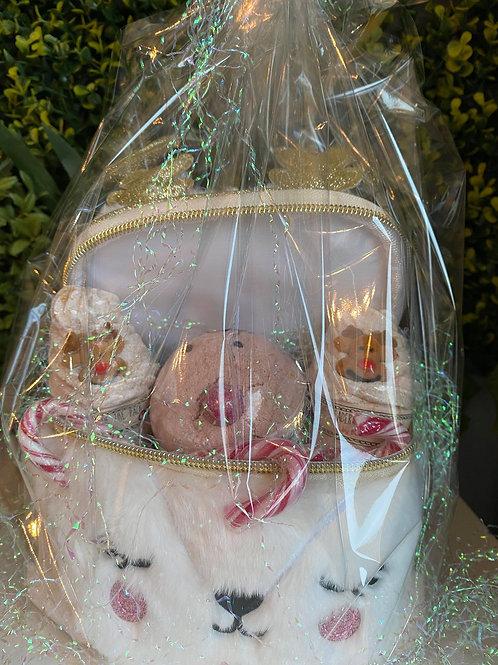 Sleepy Reindeer Gift Set