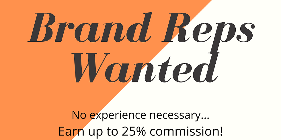 FREE Brand Rep Online Training - Option 2