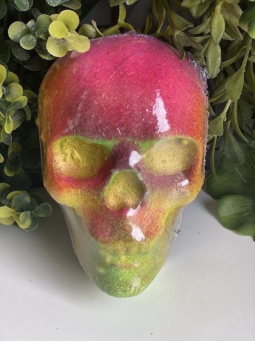 Deluxe Medium Skull Bath Bomb