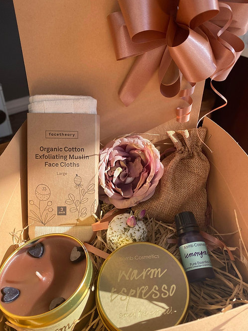 Autumn Stress Less Pamper Box