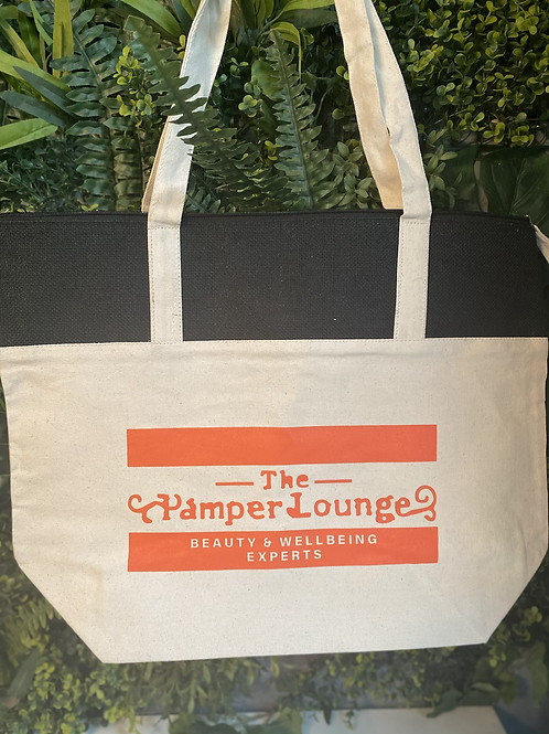 The Pamper Lounge Exclusive Tote Bag