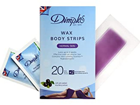 At Home Waxing Strips