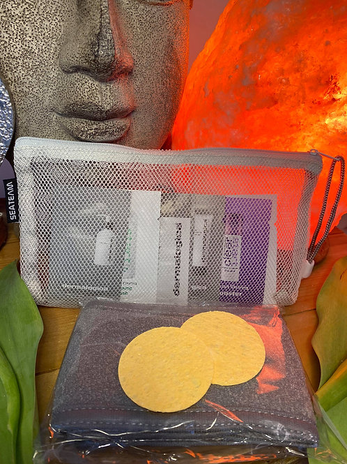 Clear Start Facial in a Bag!