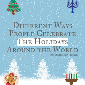 Different Ways People Celebrate the Holidays Around the World