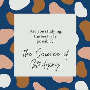 The Science of Studying