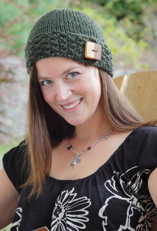 Northwest Button Band Hat