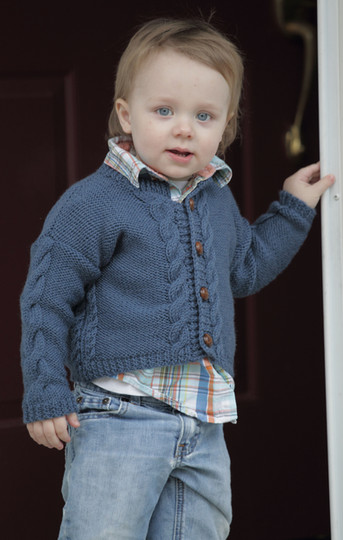All Grown Up Cardigan