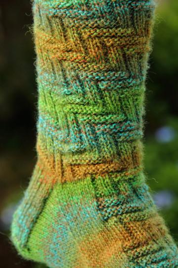 Corn Maize Sock