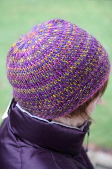 Basic Twined Hat