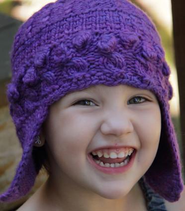 Malabrigo Sampler Hat