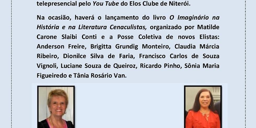 Cenáculo Fluminense de História e Letras e Elos Clube de Niterói