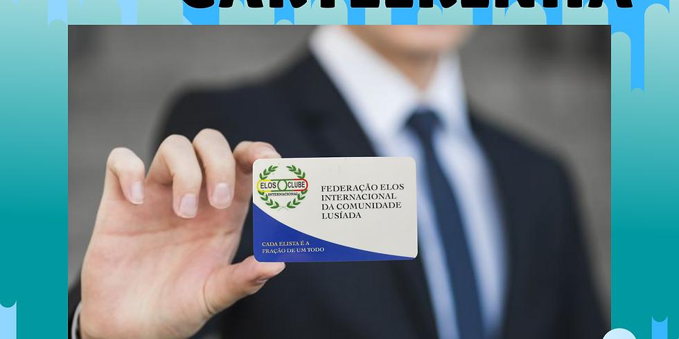 Lançamento da Carteirinha Oficial do Elos Internacional