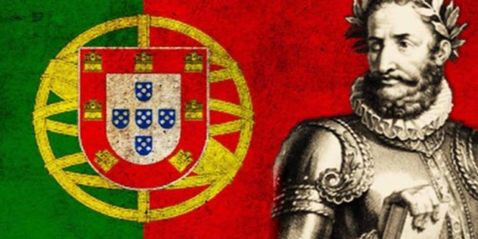 Portugal, Camões e Fernando Pessoa em Versos e na Música