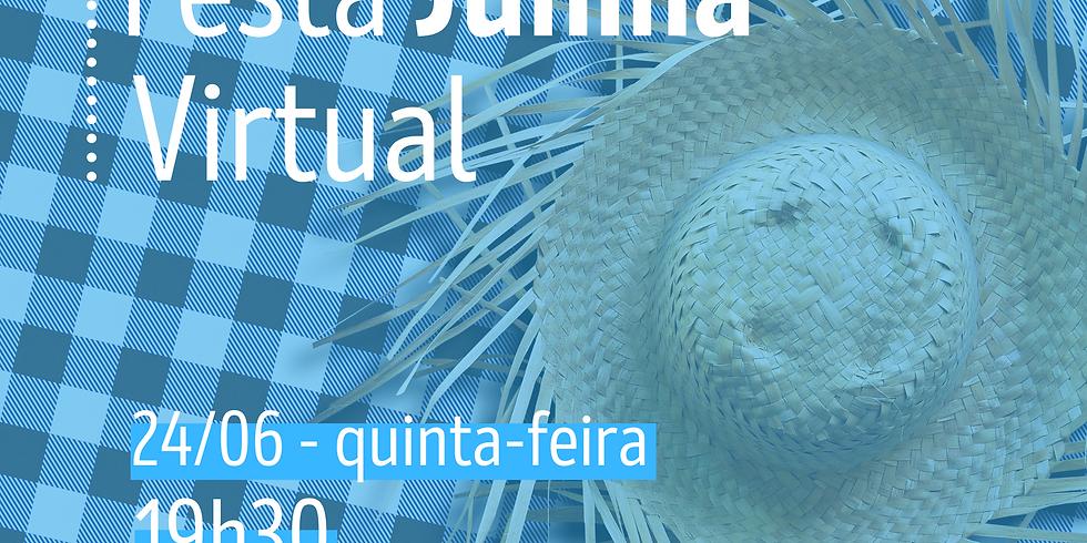 Arraiá Virtual Elos Internacional