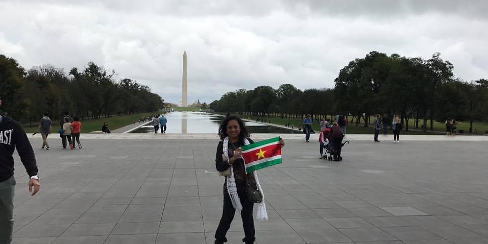 Visiting Scholar Presentation on Suriname and Global Leadership (1)