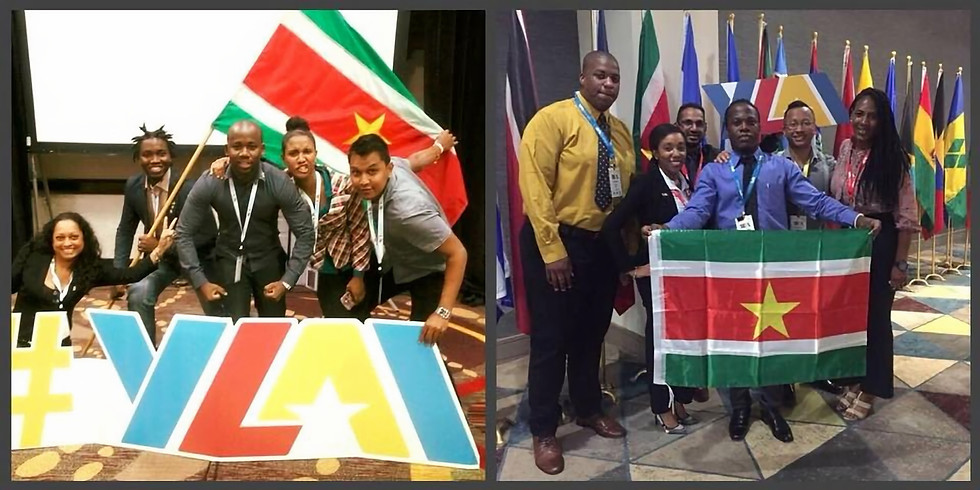 YLAI Suriname - Networking Event (1)