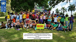 00Launch SDG Suriname