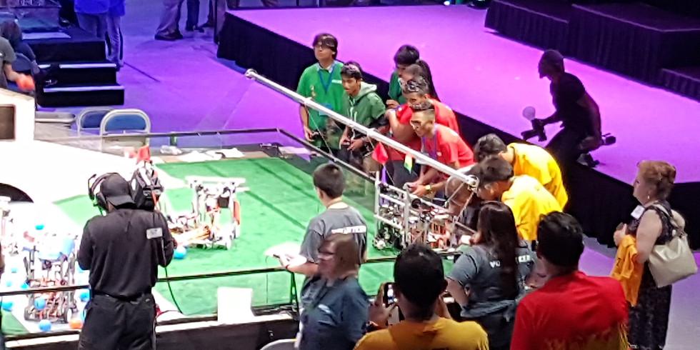 FIRST Global Robotics 2018