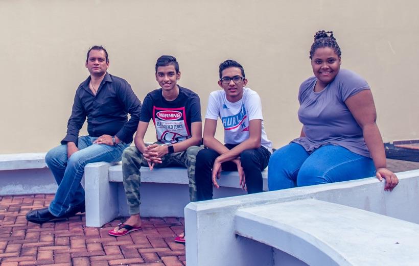 Mentor Team 2018