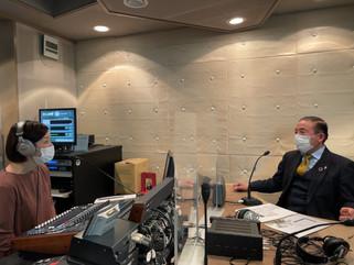 【ラジオ】ふくしまFM 2021年2月26日(金)放送分