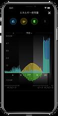 Tesla app エネルギー使用量グラフ.png