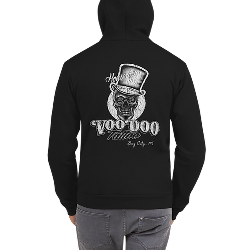 VooDoo Tattoo Heavy Weight Zip Up